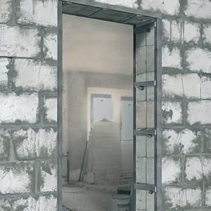 Как подготовить дверной проем