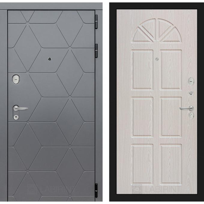 Стальная дверь Лабиринт COSMO 15 (Алмон 25)