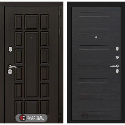 Стальная дверь Лабиринт NEW YORK 14 (Эковенге)