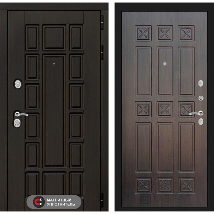 Стальная дверь Лабиринт NEW YORK 16 (Алмон 28)