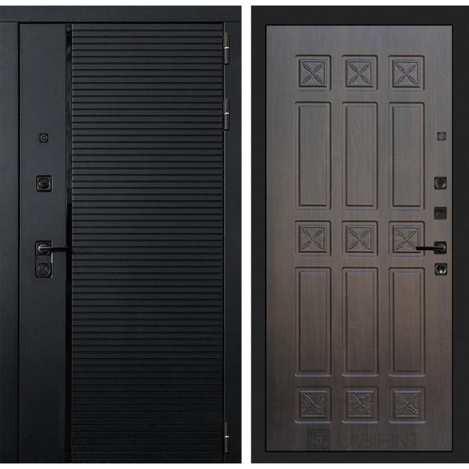 Стальная дверь Лабиринт Пиано 16 (Алмон 28)