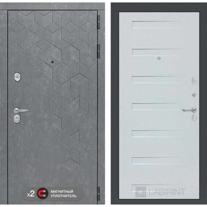 Распродажа Лабиринт Бетон (960 левая) 14 (Дуб кантри белый)