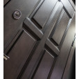 Стальная дверь Лабиринт Лондон с терморазрывом 20 (Бетон темный)