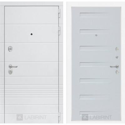 Распродажа Лабиринт TRENDO (880 левая) 14 (Дуб кантри белый)