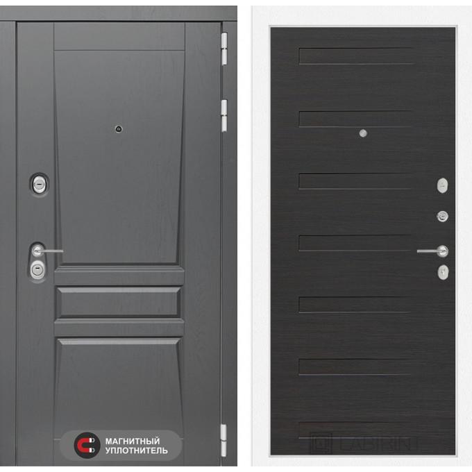 Стальная дверь Лабиринт Платинум 14 (Эковенге)