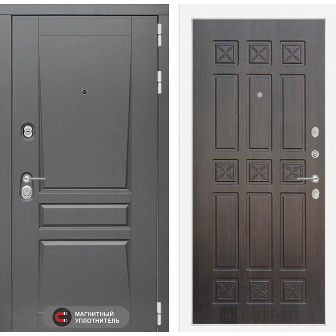 Стальная дверь Лабиринт Платинум 16 (Алмон 28)