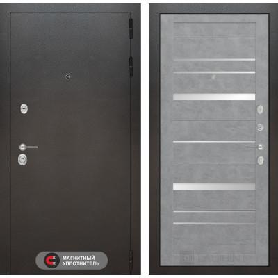 Стальная дверь Лабиринт SILVER 20 (Бетон светлый)