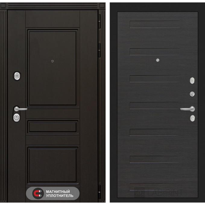 Стальная дверь Лабиринт Мегаполис 14 (Эковенге)