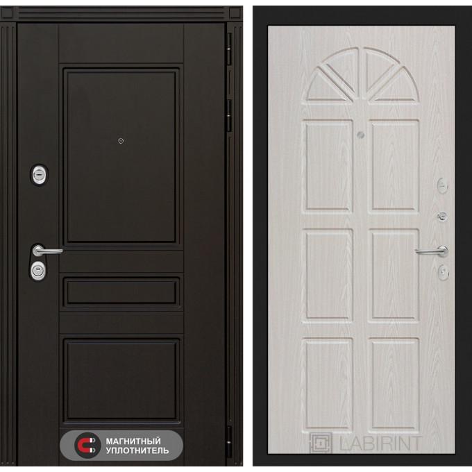 Стальная дверь Лабиринт Мегаполис 15 (Алмон 25)