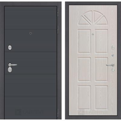Стальная дверь Лабиринт ART 15 (Алмон 25)