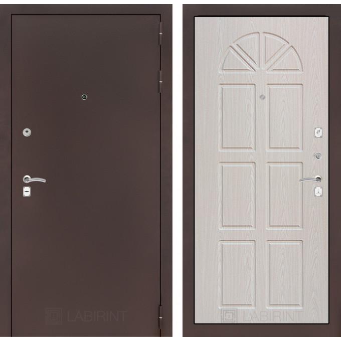Дверь Лабиринт Classic 15 (Антик медный / Алмон 25)