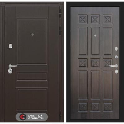 Стальная дверь Лабиринт Мегаполис 16 (Алмон 28)