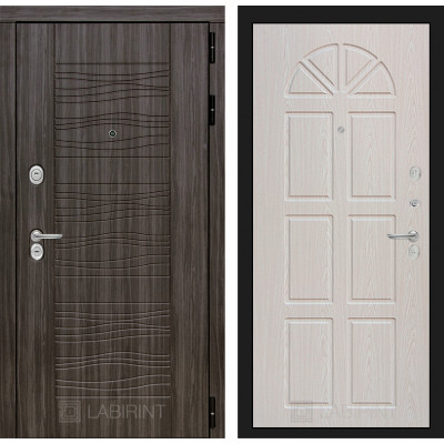 Стальная дверь Лабиринт SCANDI 15 (Алмон 25)