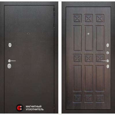 Стальная дверь Лабиринт SILVER 16 (Алмон 28)