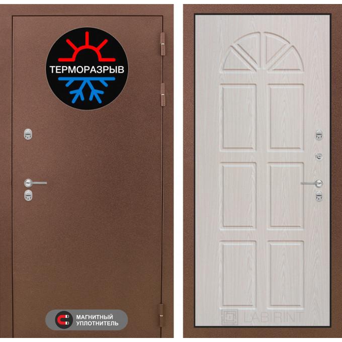 Стальная дверь Лабиринт Термо Магнит 15 (Алмон 25)