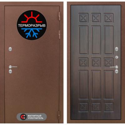 Стальная дверь Лабиринт Термо Магнит 16 (Алмон 28)