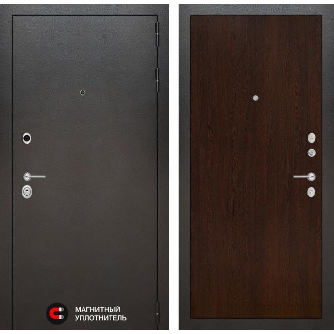 Стальная дверь Лабиринт SILVER 05 (Венге)