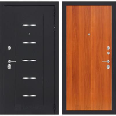 Стальная дверь Лабиринт ALFA 05 (Итальянский орех)