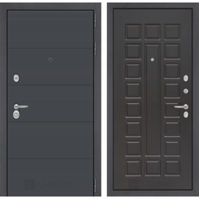 Стальная дверь Лабиринт ART 04 (Венге)
