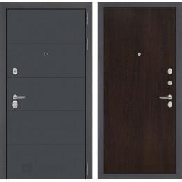 Стальная дверь Лабиринт ART 05 (Венге)