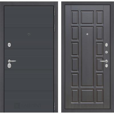 Стальная дверь Лабиринт ART 12 (Венге)
