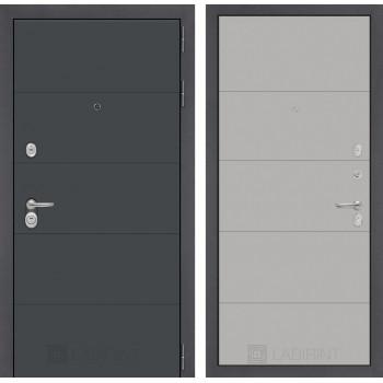 Стальная дверь Лабиринт ART 13 (Грей софт)