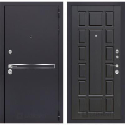 Стальная дверь Лабиринт LINE 12 (Венге)