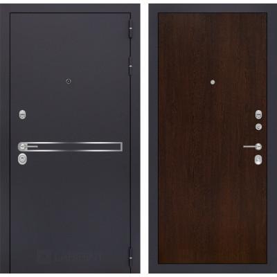 Стальная дверь Лабиринт LINE 05 (Венге)