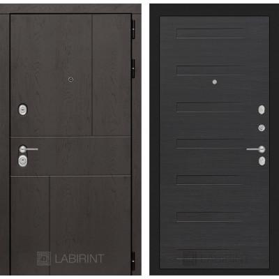 Стальная дверь Лабиринт URBAN 14 (Эковенге)