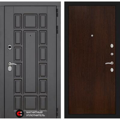 Стальная дверь Лабиринт NEW YORK 05 (Венге)