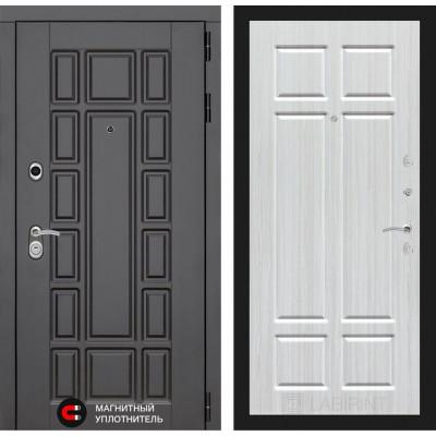 Стальная дверь Лабиринт NEW YORK 08 (Кристалл вуд)