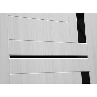 Стальная дверь Лабиринт LOFT 02 (Сандал белый)
