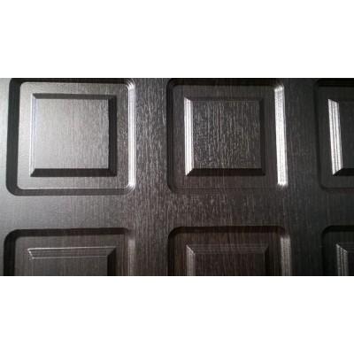Стальная дверь Лабиринт SCANDI 04 (Венге)