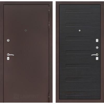Дверь Лабиринт Classic 14 (Антик медный / Эковенге)